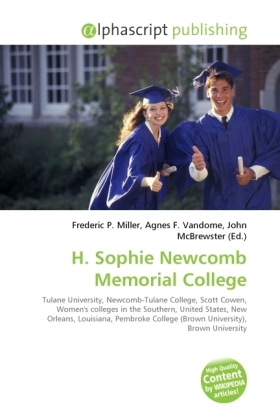 H. Sophie Newcomb Memorial College | Dodax.ch