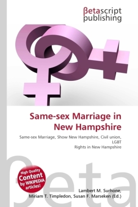 Same-sex Marriage in New Hampshire | Dodax.at
