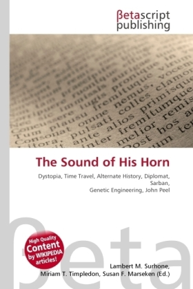 The Sound of His Horn | Dodax.at