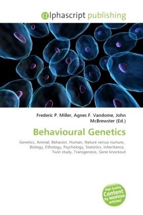Behavioural Genetics | Dodax.de