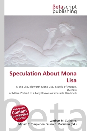 Speculation About Mona Lisa | Dodax.ch