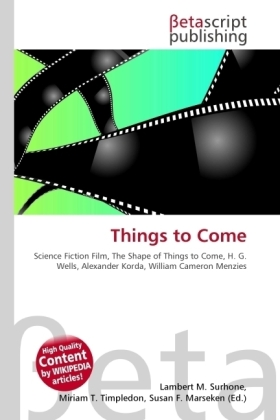 Things to Come | Dodax.at