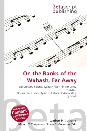 On the Banks of the Wabash, Far Away   Dodax.at