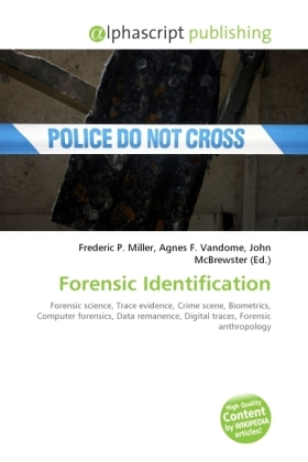 Forensic Identification   Dodax.at