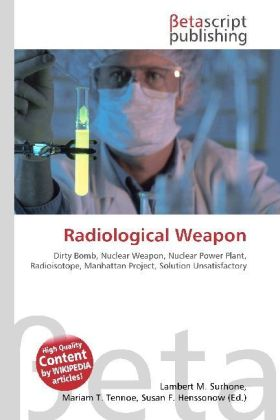 Radiological Weapon | Dodax.at