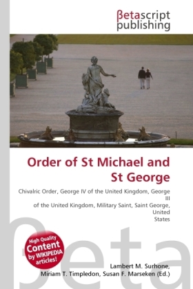 Order of St Michael and St George | Dodax.at