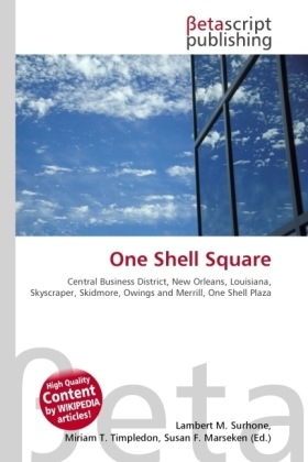 One Shell Square   Dodax.ch