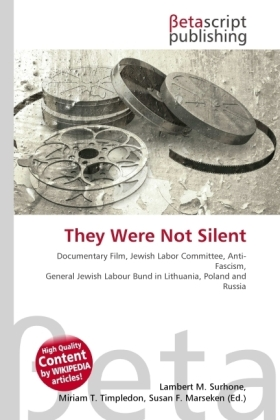 They Were Not Silent | Dodax.at