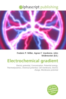 Electrochemical gradient | Dodax.at