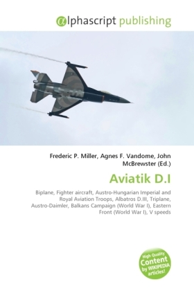 Aviatik D.I | Dodax.at