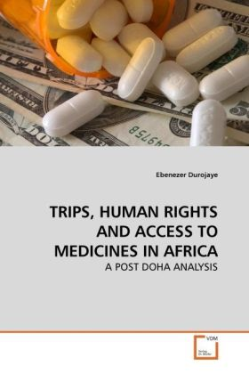 TRIPS, HUMAN RIGHTS AND ACCESS TO MEDICINES IN AFRICA | Dodax.pl