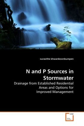 N and P Sources in Stormwater | Dodax.pl