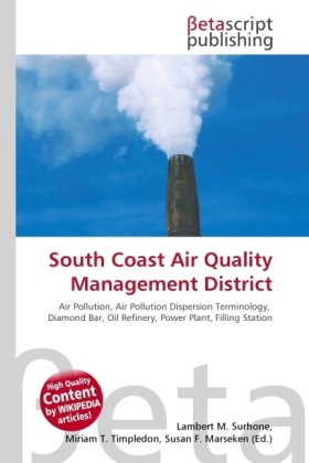 South Coast Air Quality Management District | Dodax.at