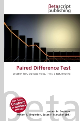 Paired Difference Test | Dodax.ch