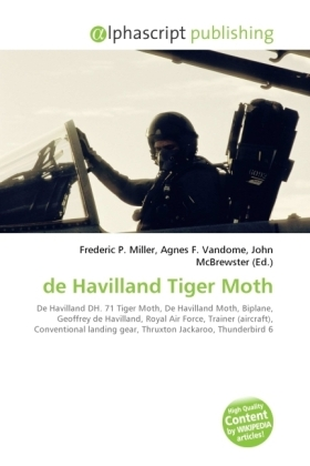 de Havilland Tiger Moth | Dodax.at