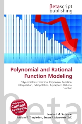 Polynomial and Rational Function Modeling | Dodax.at