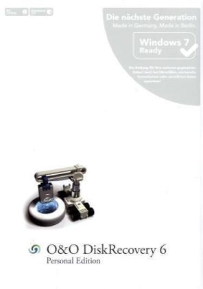 O&O DiskRecovery 6 Personal Edition, CD-ROM | Dodax.ch