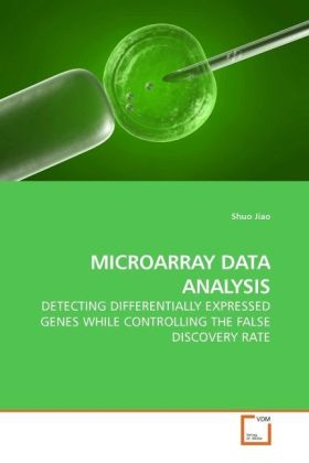MICROARRAY DATA ANALYSIS | Dodax.de