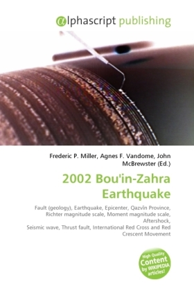 2002 Bou'in-Zahra Earthquake | Dodax.at