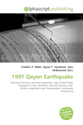 1997 Qayen Earthquake | Dodax.at