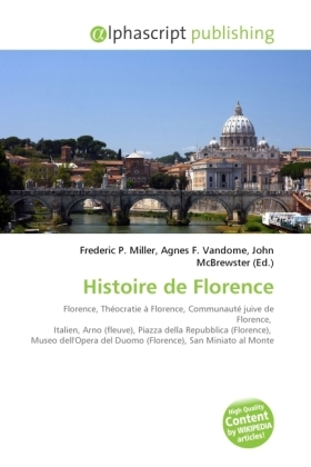 Histoire de Florence | Dodax.at