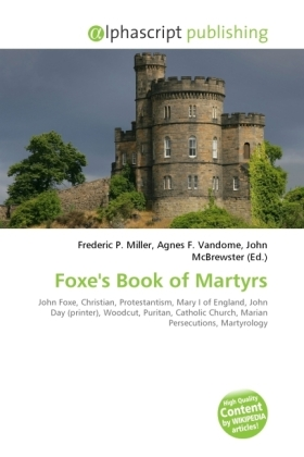 Foxe's Book of Martyrs | Dodax.ch