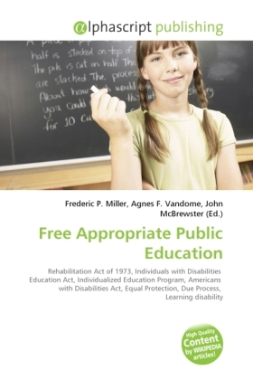 Free Appropriate Public Education | Dodax.at