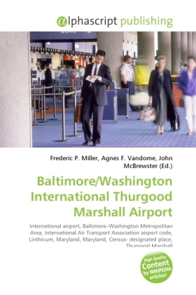 Baltimore/Washington International Thurgood Marshall Airport | Dodax.at