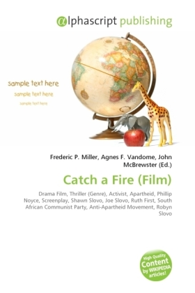Catch a Fire (Film) | Dodax.ch