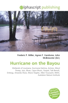 Hurricane on the Bayou | Dodax.ch