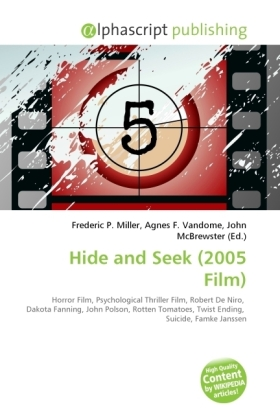 Hide and Seek (2005 Film) | Dodax.ch