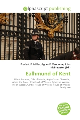 Ealhmund of Kent | Dodax.at