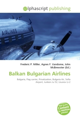 Balkan Bulgarian Airlines | Dodax.at