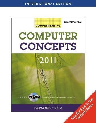 New Perspectives on Computer Concepts 2011, Comprehensive, w. CD-ROM | Dodax.de