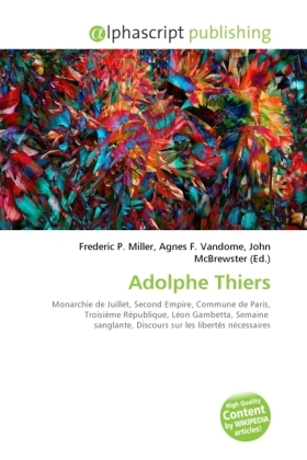 Adolphe Thiers | Dodax.at