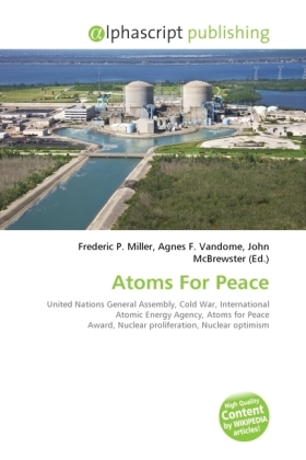 Atoms For Peace | Dodax.ch