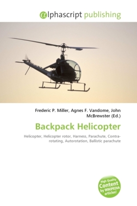 Backpack Helicopter | Dodax.at