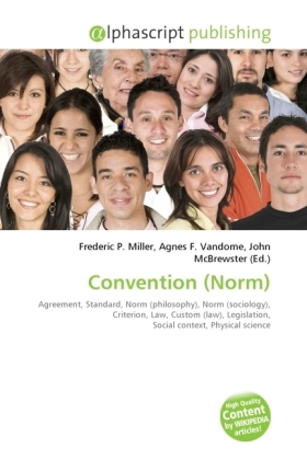 Convention (Norm) | Dodax.at