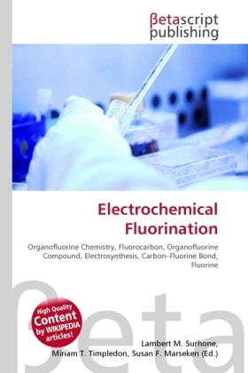 Electrochemical Fluorination | Dodax.at