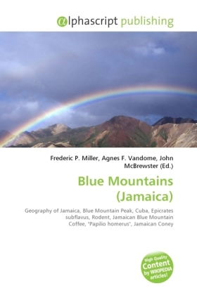 Blue Mountains (Jamaica) | Dodax.at
