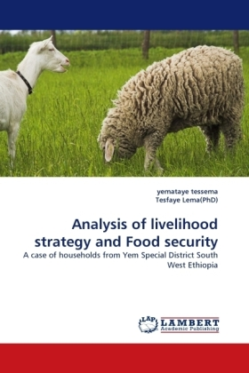 Analysis of livelihood strategy and Food security | Dodax.at