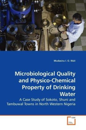 Microbiological Quality and Physico-Chemical Property of Drinking Water | Dodax.ch