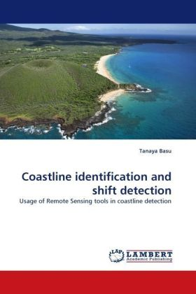 Coastline identification and shift detection | Dodax.pl