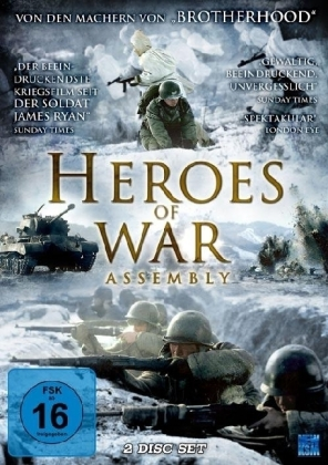 Heroes of War - Assembly, 2 DVDs | Dodax.ch