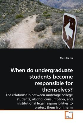 When do undergraduate students become responsible for themselves? | Dodax.at