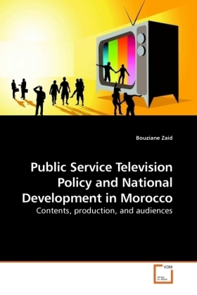 Public Service Television Policy and National Development in Morocco | Dodax.pl