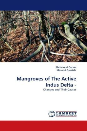 Mangroves of The Active Indus Delta -   Dodax.pl