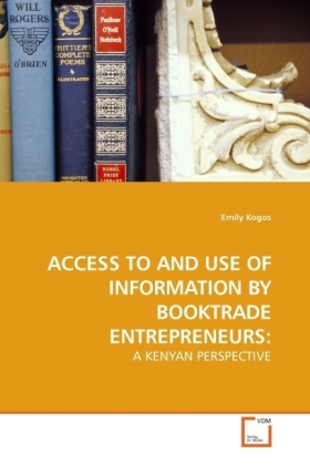 ACCESS TO AND USE OF INFORMATION BY BOOKTRADE ENTREPRENEURS: | Dodax.pl