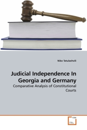 Judicial Independence In Georgia and Germany | Dodax.pl