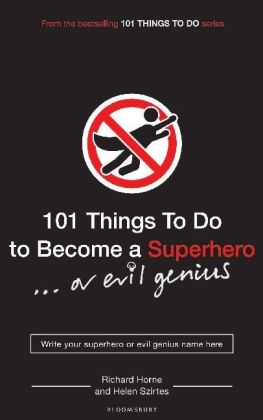 101 Things to Do to Become a Superhero | Dodax.ch